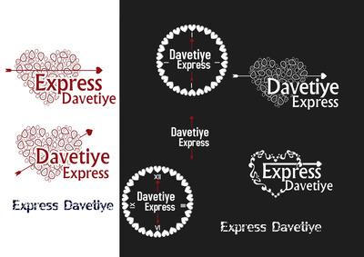 Express davetiye logo