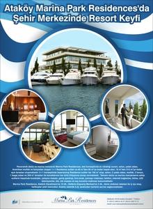 Atakoy marina park residence   lan 1