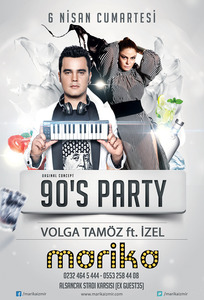 90 s party