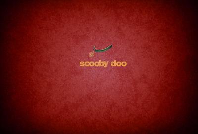Scooby doo minimalist afi