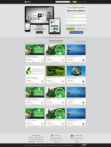 Udemy home layout 1