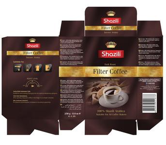 Shazili filter coffee