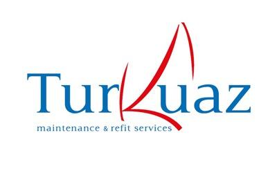 Turkuaz logo calismasi