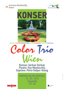 Color trio afis