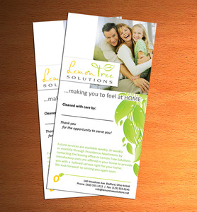 Athome leaflet