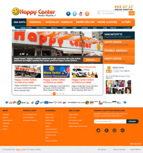Happycenter web