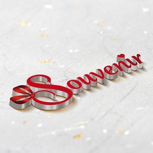 Souvenir logo tasarimi