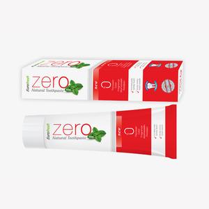 Zero toothpaste