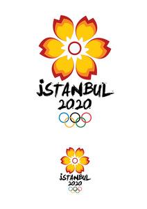 Istanbul2020 olimpiyat logotasarim