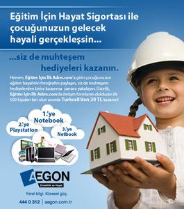 Aegon mailing