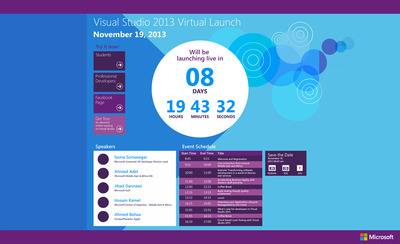 Visual studio virtual launch
