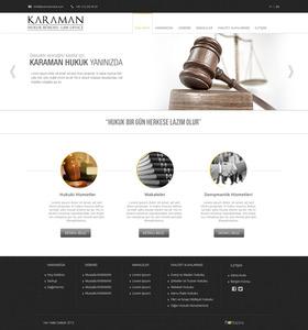Karaman hukuk web concept duzeltme