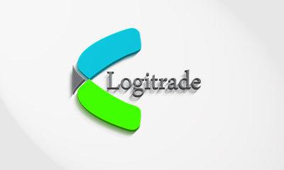 Logo mockup 3d2