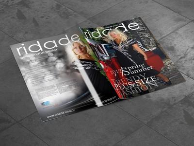 Ridade katalog cover