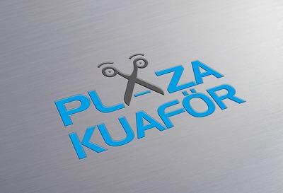 Plaza kuafor logo