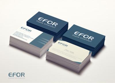 Efor kartvizit
