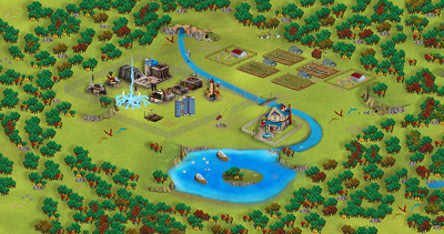 Game visual