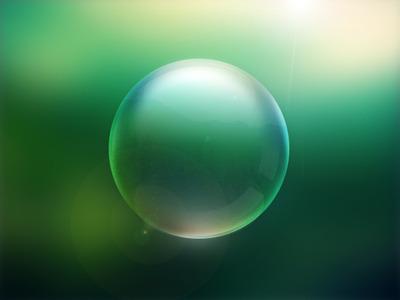 Free bubble psd by bluex design d6x12ao