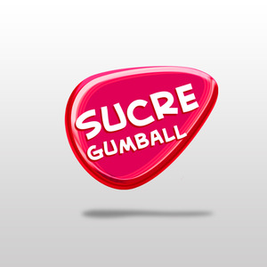 Sucre gumball logo
