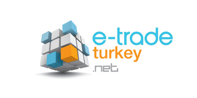 E trade turkey logo tasar m