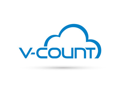 V count logo final