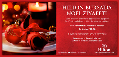 Hilton noel facebook