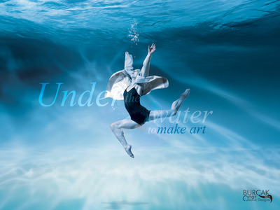 Under the water make art2