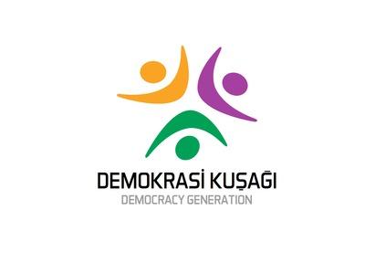 Logo tasar m  demokrasi kus ag
