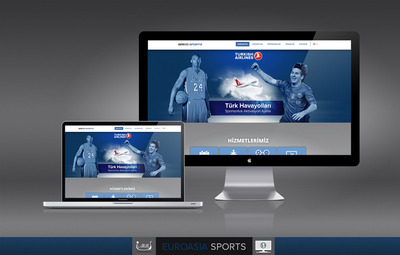Euroasia sports web tanitim gorseli