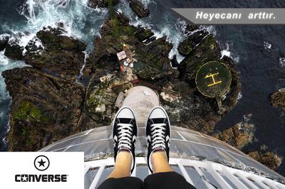 Converce heyecan
