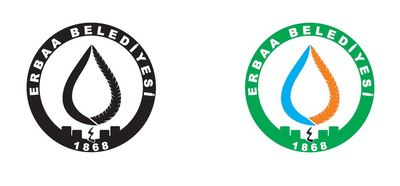 Erbaa belediyesi logo