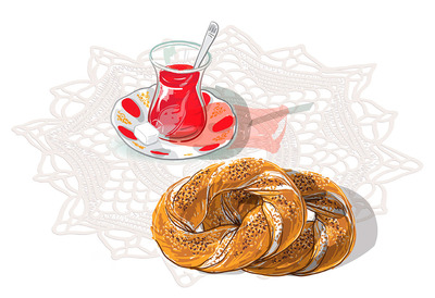 Simit cay