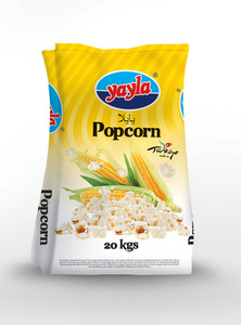Pop corn 3d