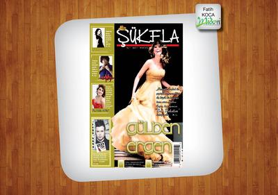Dergi magazin