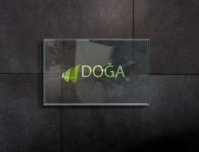 Doga spa mock logo