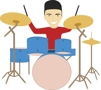 Drum white