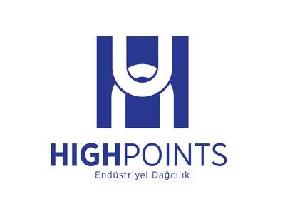 High logo