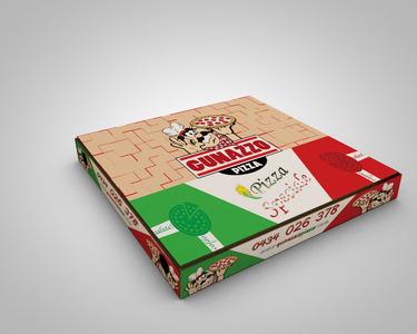 Pizza kutu