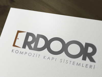Erdoor logo by artkolik d5o6sf5