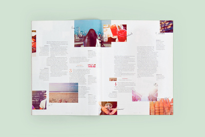 Dergi ic sayfa tasarimlari 2