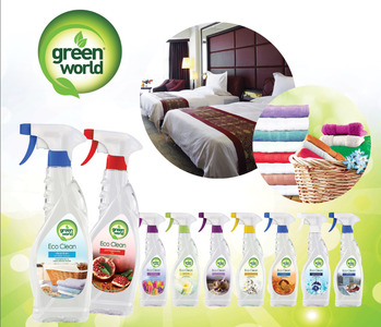 Green world pompalioda