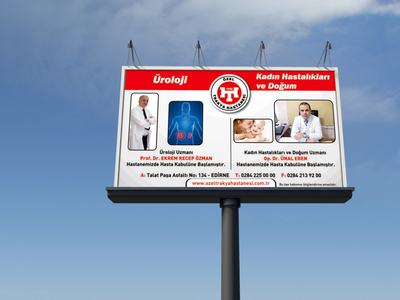 Uroloji dogum billboard cnrt1