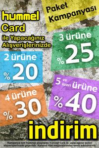 9 2014 hummel card kampanyasi