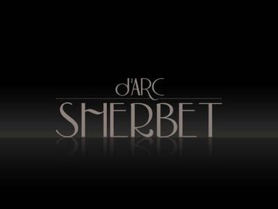 Dark sherbet