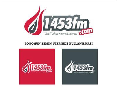 1453 fm logo