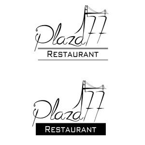 Plaza177 logo tasarim