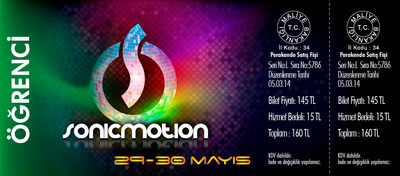 Sonicmotion bilet 03