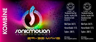 Sonicmotion bilet 02