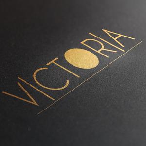 Victoria mobilya logo