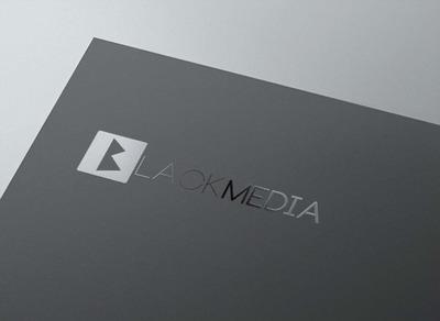 Blackmedialogo